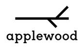 Applewood Distillery Logo Logo