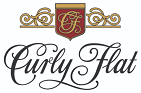 Curly Flat Vineyard Logo Logo