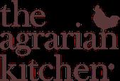 The Agrarian Kitchen Eatery Logo Logo