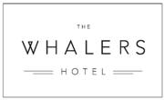 The Whalers Hotel Logo Logo